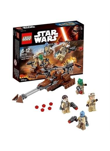 Lego Lego Star Wars 75133 Asiler Çarşışma Seti Renkli